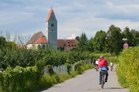 Bike tour around Lake Constance