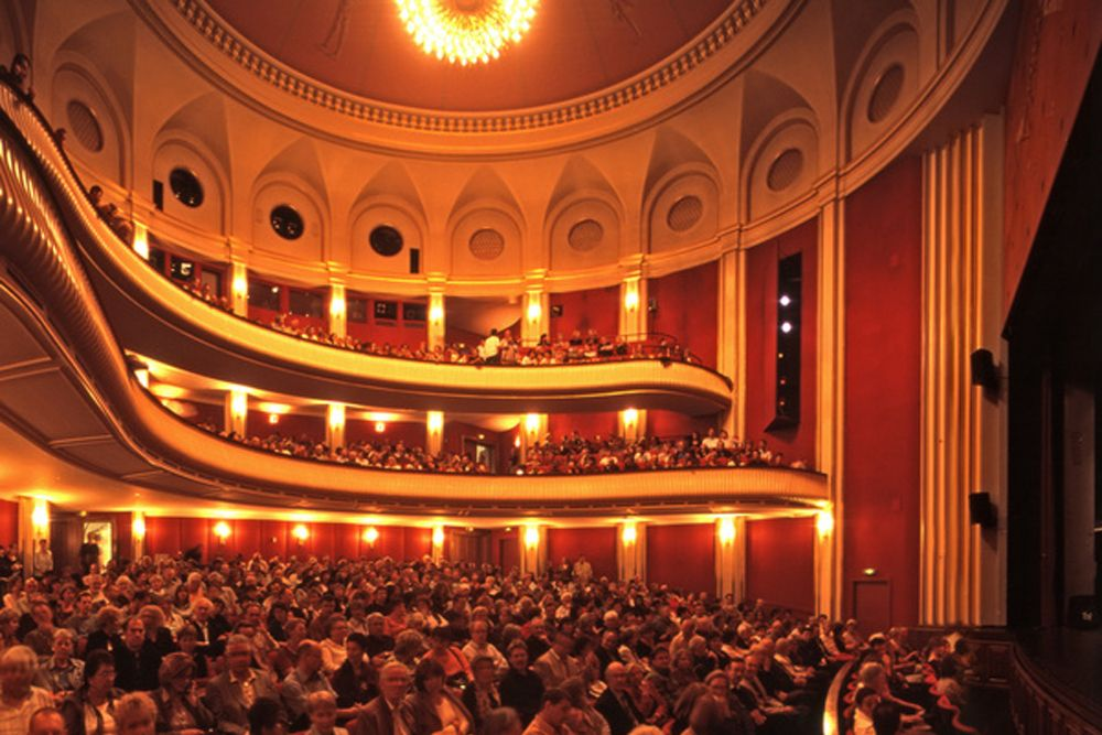 Theatre at Lake Constance - Stadttheater Schaffhausen