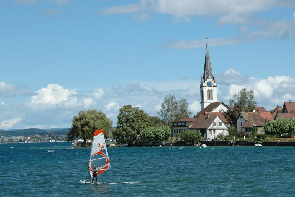 Cycling Lake Constance - Lake Constance