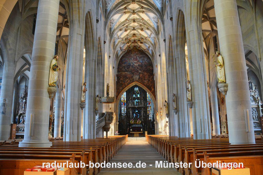 Cycling Lake Constance - Munster St. Nikolaus Ueberlingen