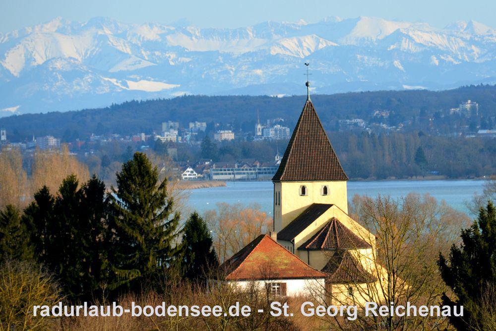 St. Georg Reichenau - Herbst