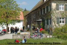 Cycling Lake Constance - The Salem Ape Mountain